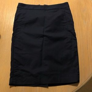 Th Limited pencil skirt navy size 6T